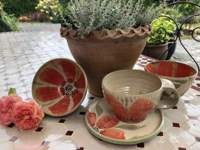 Maria Ekberg keramik